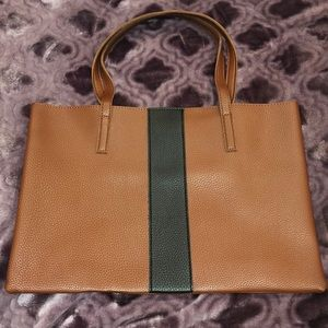 Authentic vegan leather Vince Camuto tote